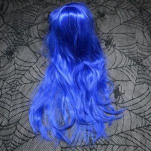 💙 blue wig 💙